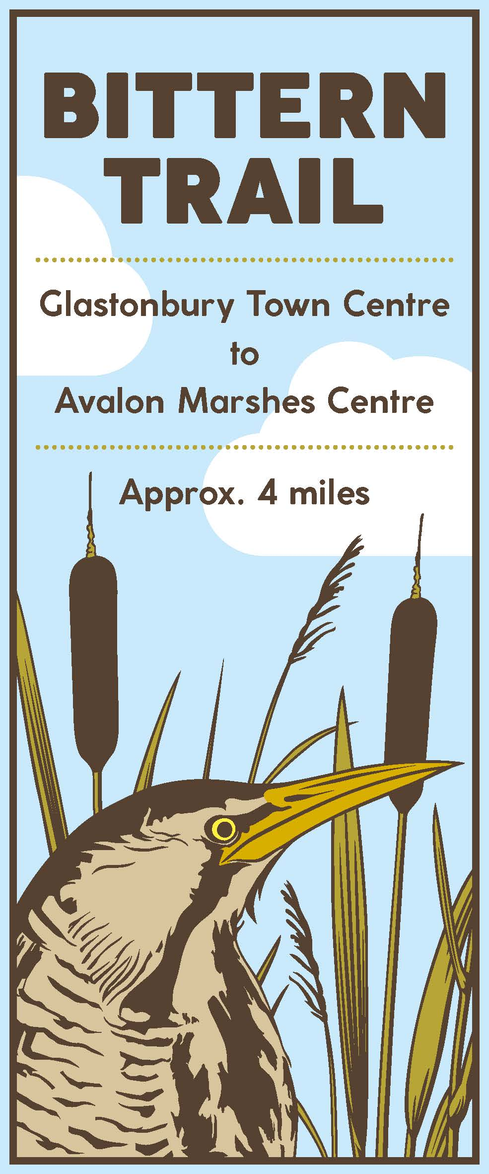 Bittern Trail Icon