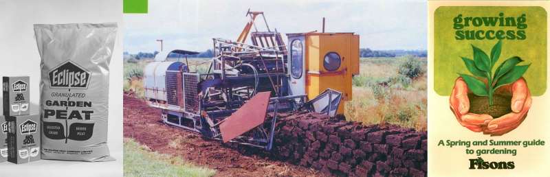 Peat products / Steba / Fisons booklet