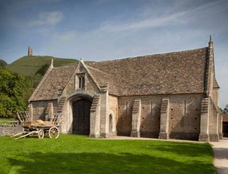 Abbey Barn at Somerset Rural Life Museum