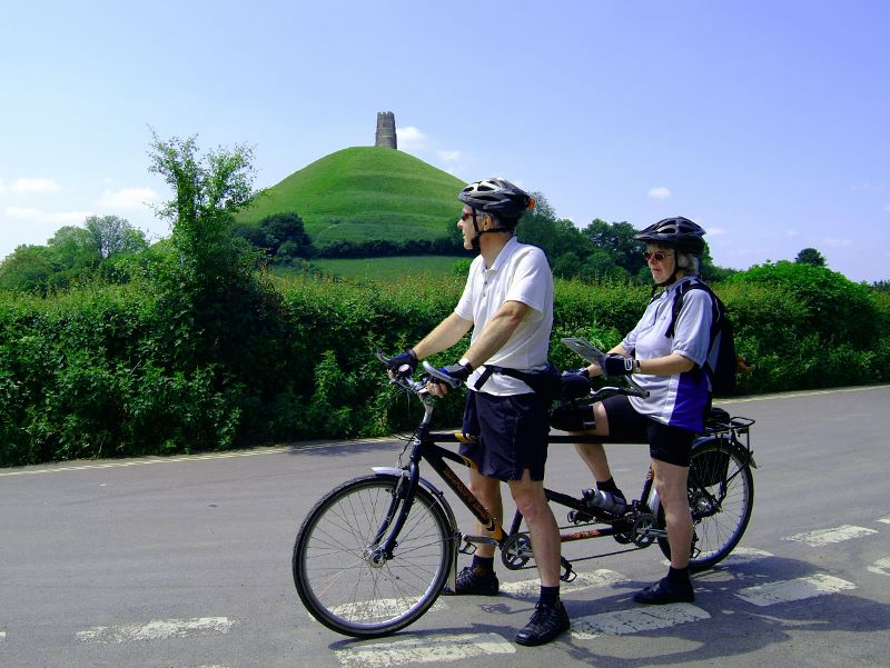 Cyclists and Tor
