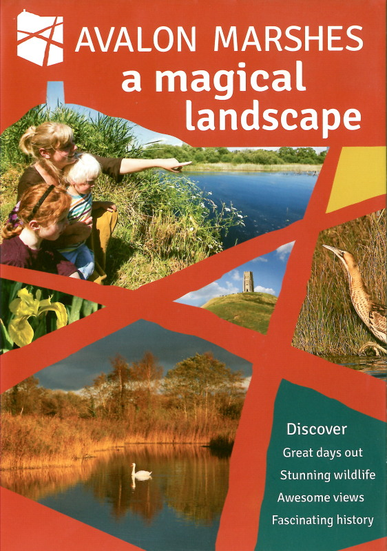 Avalon Marshes Leaflet Cover