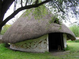Peat Moors Centre Round House