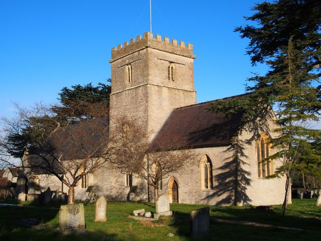 Shapwick Church