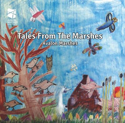 Tales from the Marshes painting