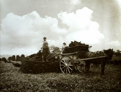 archive photography of local industry agriculture history and social domestic life