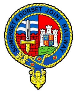 Somerset and Dorset Joint Railway Logo Crest
